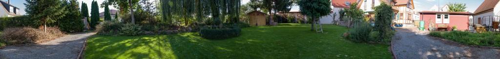 Heilarbeit Uhl Albertshofen - Der Heilgarten